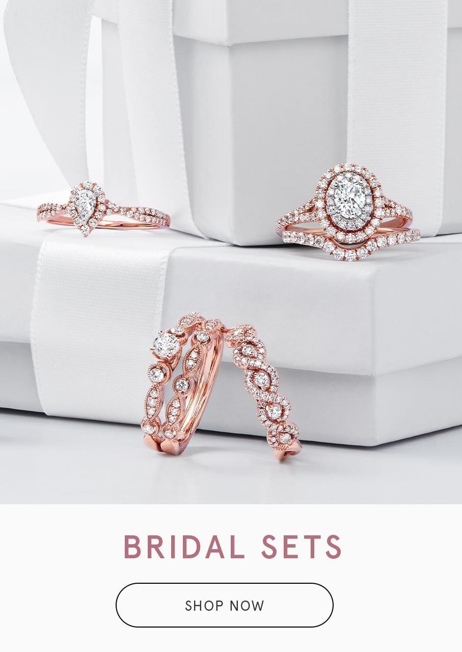 Kay Jewelry bridal sets