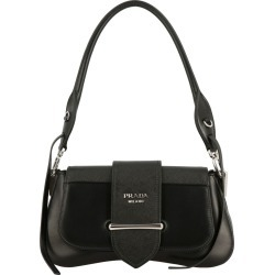 Shoulder Bag Sidonie Prada Bag In Saffiano And Smooth Leather