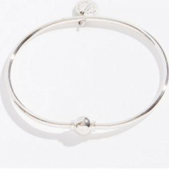 Cape Cod Jewelry Silver Single Ball Cape Cod Jewelry Collection Bracelet