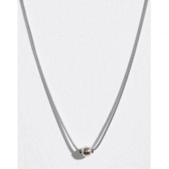 Cape Cod Jewelry Silver Single Ball Cape Cod Jewelry Collection Necklace