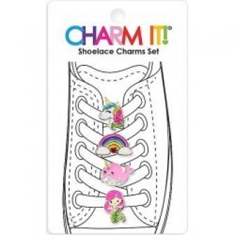 Charm It! Magical Friends Four-Piece Shoelace Charm Set
