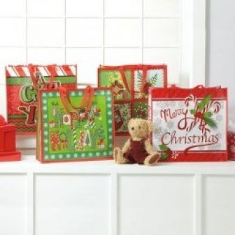 Festive Gift Totes