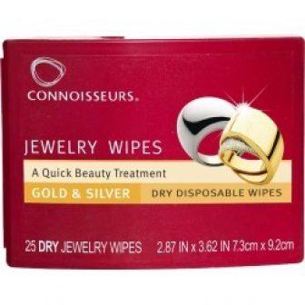Jewelry Wipe Compact