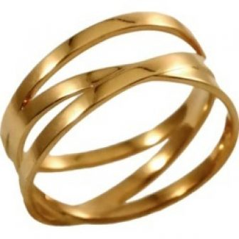 MARIE JUNE Jewelry - Bundle Gold Ring