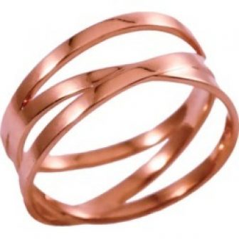 MARIE JUNE Jewelry - Bundle Rose Gold Ring