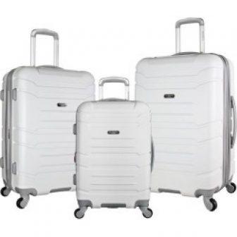 Olympia Luggage Denmark 3-pc. Hardside Spinner Luggage Set