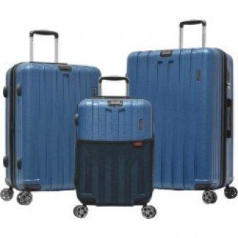 Olympia Luggage Sidewinder 3-pc. Hardside Luggage Set