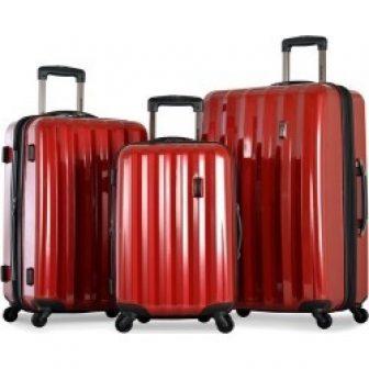 Olympia Luggage Titan 3-pc. Luggage Set