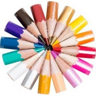 Pencil Jewelry - Brooch