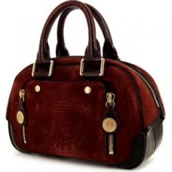 Sac à main Louis Vuitton Edition Limitée Trunks & bags en daim