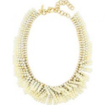 Shaggy Collar Necklace