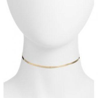 Women's Lana Jewelry Liquid Gold Chain Choker
